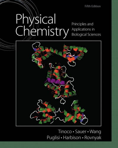 Physical Chemistry: Principles and Applications in Biological Sciences Plus MasteringChemistry with Pearson eText  -- Access Card (Hardback)