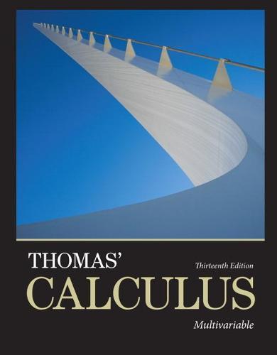Thomas' Calculus: Multivariable (Paperback)
