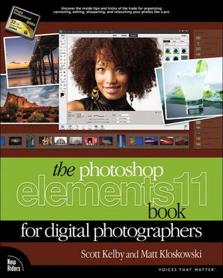 The Photoshop Elements 11 Book for Digital Photographers (Paperback)