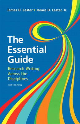 Essential Guide: Research Writing Plus New MyCompLab -- Access Card Package