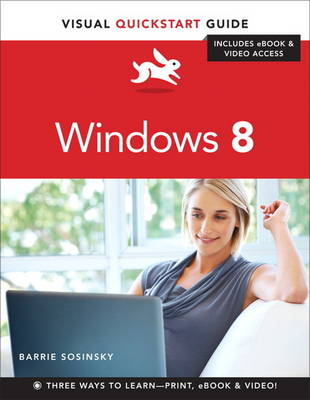 Windows 8: Visual QuickStart Guide