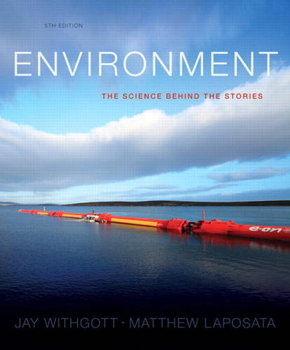 Environment: The Science Behind the Stories (Paperback)