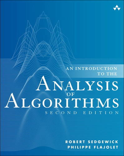An Introduction to the Analysis of Algorithms (Hardback)