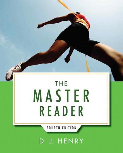 Henry: Master Reader The_4 (Paperback)