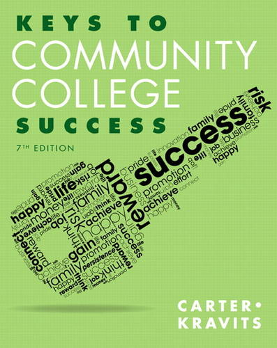 Keys to Community College Success (Paperback)