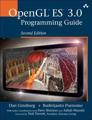 OpenGL ES 3.0 Programming Guide (Paperback)