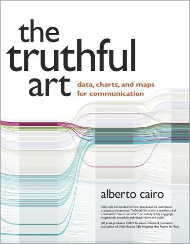 The Truthful Art: Data, Charts, and Maps for Communication (Paperback)