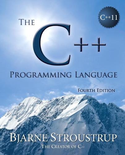C++ Programming Language (hardcover), The (Hardback)