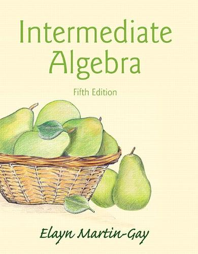 Interactive Lecture Series on DVD for Intermediate Algebra (Paperback)