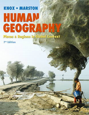 Human Geography: Places and Regions in Global Context Plus MasteringGeography with Etext -- Access Card Package
