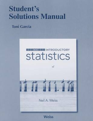 Student Solutions Manual for Introductory Statistics (Paperback)