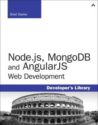 Dayley: Node.js, MongoDB, Ang Web_p1 (Paperback)