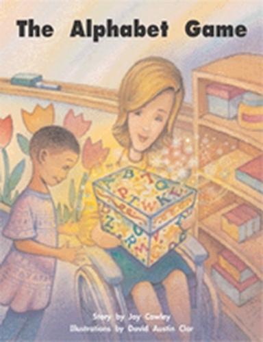The Alphabet Game - STORY BASKET (Paperback)