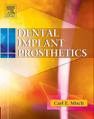Dental Implant Prosthetics (Hardback)