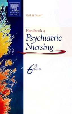 Handbook of Psychiatric Nursing - Nursing Pocket Guides (Paperback)