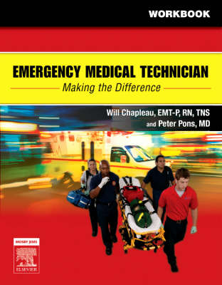 Emergency Medical Technician: Making The Difference Student Workbook (Paperback)