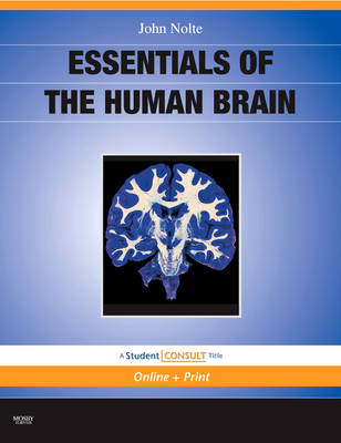 Essentials of the Human Brain: With STUDENT CONSULT Online Access (Paperback)