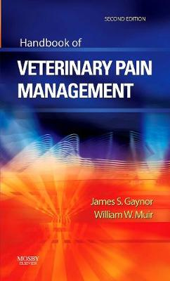 Handbook of Veterinary Pain Management (Paperback)