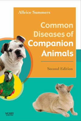 Common Diseases of Companion Animals (Paperback)