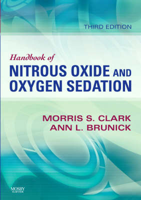 Handbook of Nitrous Oxide and Oxygen Sedation (Paperback)