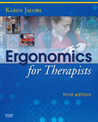 Ergonomics for Therapists (Hardback)