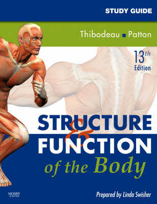 Study Guide for Structure and Function of the Body (Paperback)