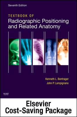 Mosby's Radiography Online for Textbook of Radiographic Positioning & Related Anatomy (Text, User Guide, Access Code, Workbook Package): AND Workbook