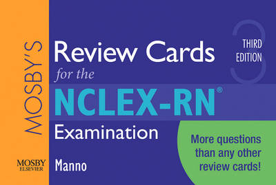 Mosby's Review Cards for the NCLEX-RN Examination