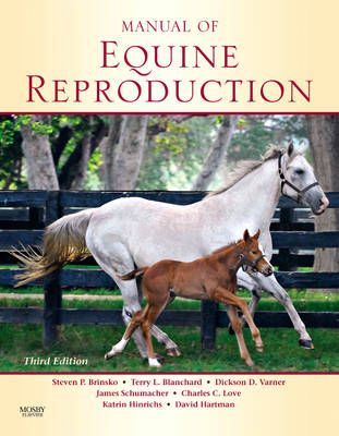 Manual of Equine Reproduction (Paperback)