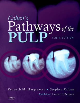 Cohen's Pathways of the Pulp Expert Consult (Hardback)
