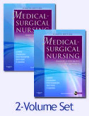 Medical-Surgical Nursing: Assessment and Management of Clinical Problems (Hardback)
