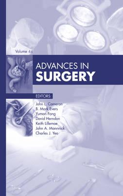 Advances in Surgery - Advances 2010 (Hardback)
