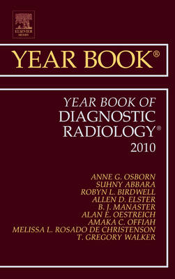 Year Book of Diagnostic Radiology 2010 - Year Books 2010 (Hardback)