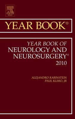Year Book of Neurology and Neurosurgery - Year Books 2010 (Hardback)