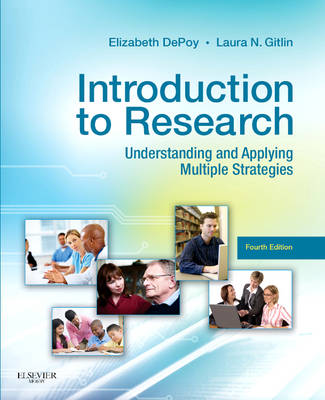 Introduction to Research: Understanding and Applying Multiple Strategies (Paperback)