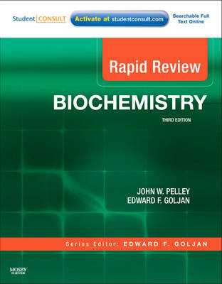 Rapid Review Biochemistry: With STUDENT CONSULT Online Access - Rapid Review (Paperback)
