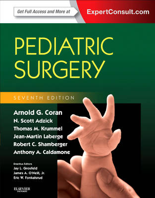 Pediatric Surgery, 2-Volume Set: Expert Consult - Online and Print (Hardback)