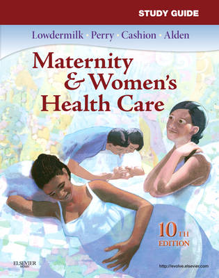 Study Guide for Maternity & Women's Health Care (Paperback)