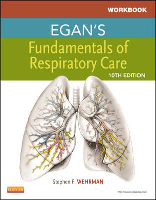 Workbook for Egan's Fundamentals of Respiratory Care - Pacific-Basin Capital Markets Research (Paperback)