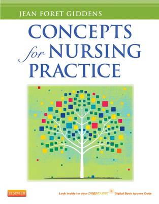 Concepts for Nursing Practice (with Pageburst Digital Book Access on VST) (Paperback)