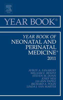 Year Book of Neonatal and Perinatal Medicine 2011 - Year Books 2011 (Hardback)