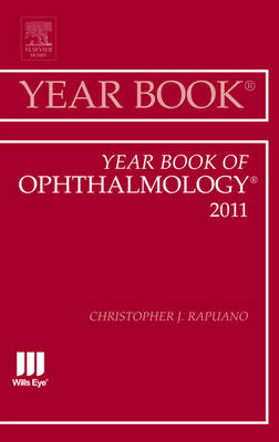Year Book of Ophthalmology 2011 - Year Books 2011 (Hardback)