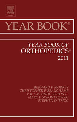 Year Book of Orthopedics 2011 - Year Books 2011 (Hardback)