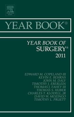 Year Book of Surgery 2011 - Year Books 2011 (Hardback)