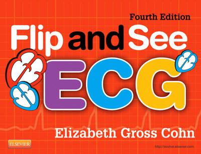 Flip and See ECG (Spiral bound)