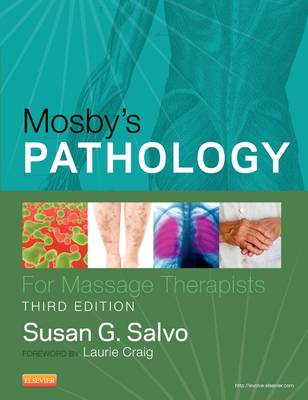 Mosby's Pathology for Massage Therapists (Paperback)