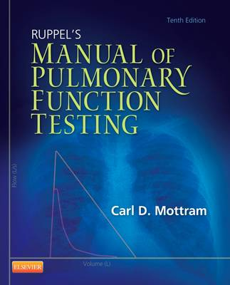 Ruppel's Manual of Pulmonary Function Testing (Paperback)