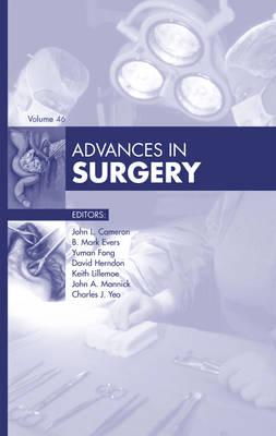 Advances in Surgery - Advances 2012 (Hardback)