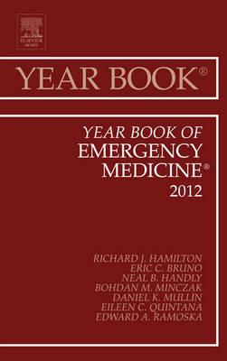Year Book of Emergency Medicine 2012 - Year Books 2012 (Hardback)