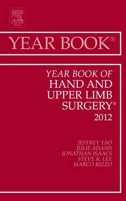 Year Book of Hand and Upper Limb Surgery 2012 - Year Books (Hardback)